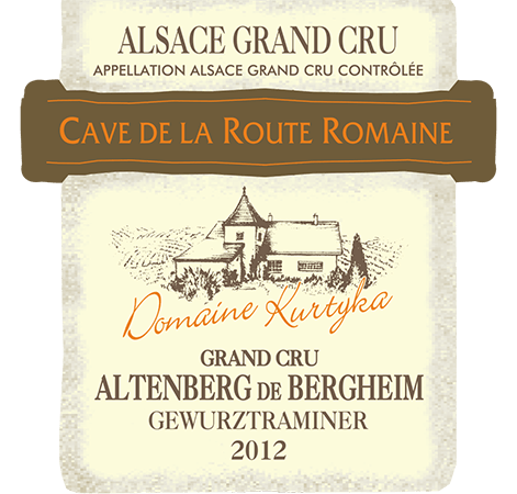 Gewurztraminer<br> Grand Cru Altenberg 50cl 2012